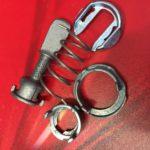 ремкомплект для ремонта замка двери audi/vw